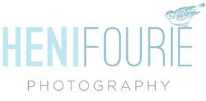 heni fourie photography logo