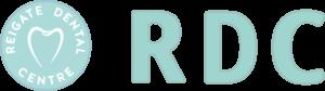 reigate dental logo
