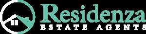 residenza real estate agents logo
